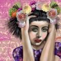 Image of iPad Art: The Flowers